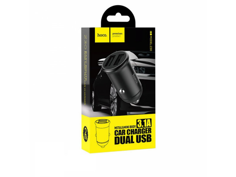 HOCO Hoco Car Charger - 2 USB slots