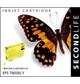 SecondLife SecondLife - Epson 603 XL Yellow