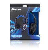 NGS NGS LED GAMING HEADSET GHX-510 LED LIGHTS - VOLUME CONTROL - PS4/XBOXONE/PC COMPATIBLE
