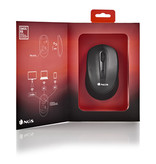 NGS NGS WIRELESS MULTIMODE MOUSE SMOG-RB WIRELESS RECHARGEABLE MULTIMODE MOUSE WITH LED LIGHT