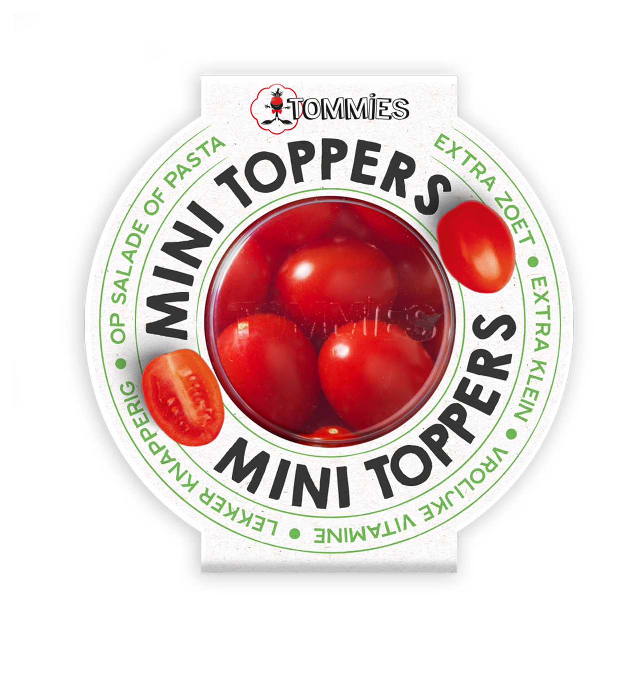 Tommies Tommies Mini Toppers 12 doosjes à 100gr