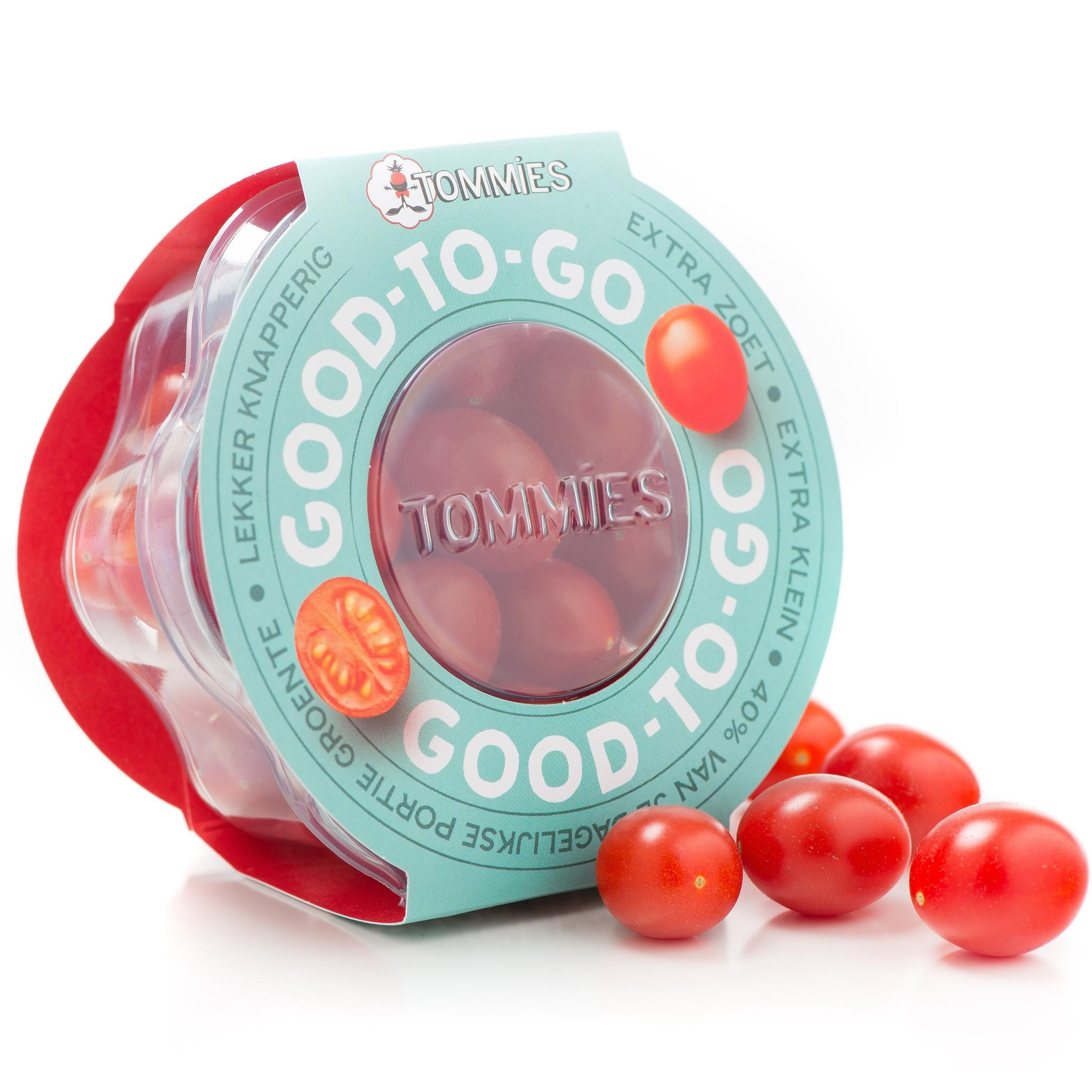 Tommies Tommies Good-to-Go 8 doosjes à 100gr
