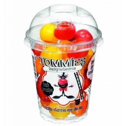 Tommies Snacktomaten mix 12 bekers à 250 gr