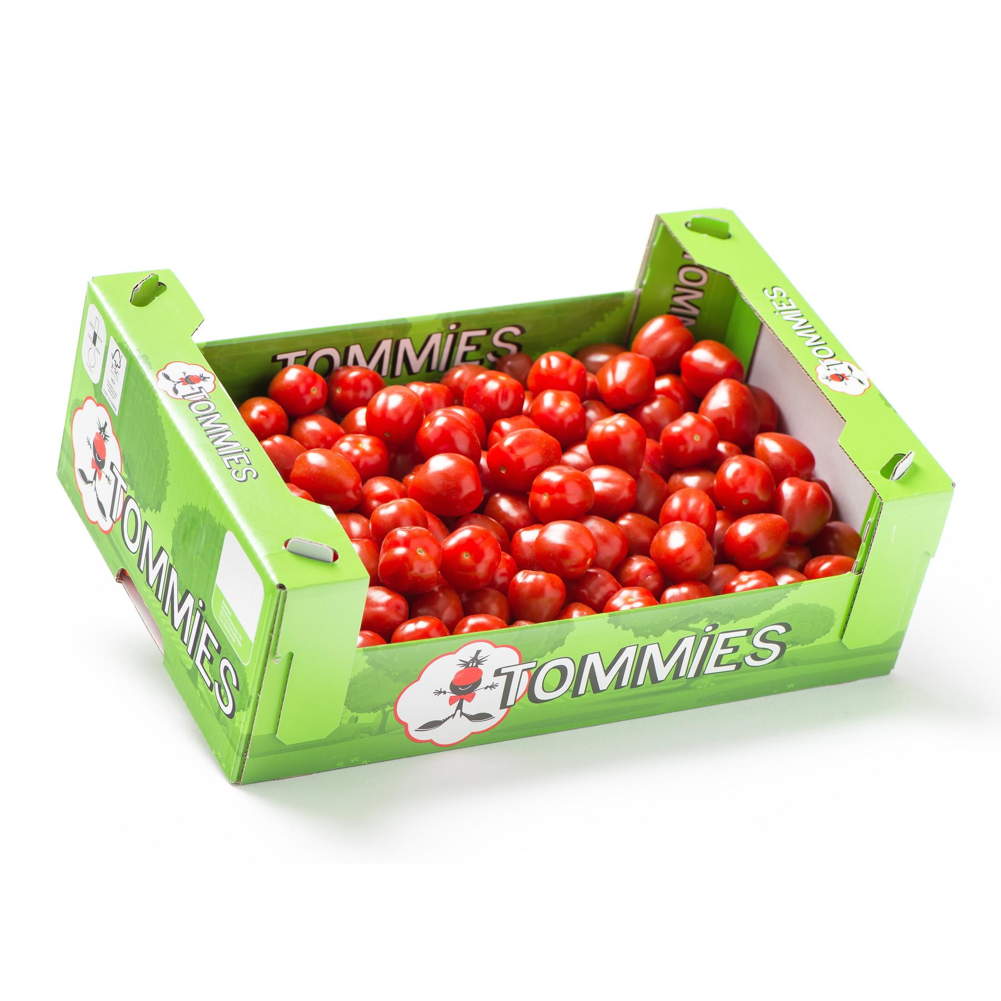 Tommies Doos snacktomaten 1.5 kg