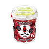 Tommies Snacktomaten rood 1 emmer incl. Tomtrom à 400 gr