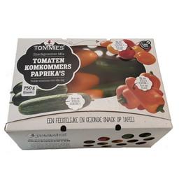 Tommies Snackbox 750 gram