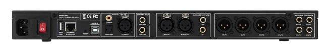 MiniDSP MiniDSP SHD: High-res Audio Streamer met Dirac®  live en DSP