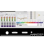 MiniDSP nanoAVR HD - HT audio processor HDMI in&uit
