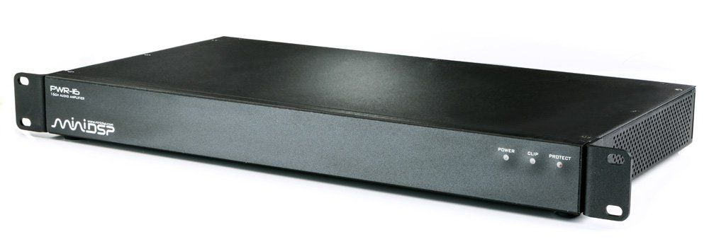 MiniDSP 400W multi kanaals ICE-Power versterker