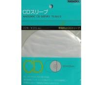 Nagaoka Anti-Static CD-Sleeves (20pcs/bag)