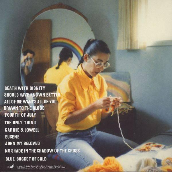 Sufjan Stevens Carrie & Lowell - VinylVinyl