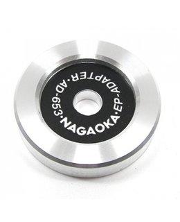Nagaoka Single Adapter Aluminium