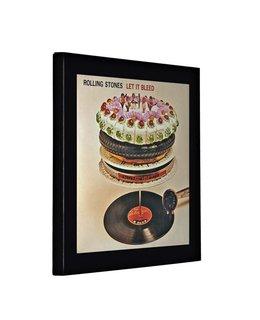 Art Vinyl Play&Display 1pack Black