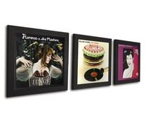 ArtVinyl Play&Display 3pack Black