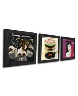 Art Vinyl Play&Display 3pack Black
