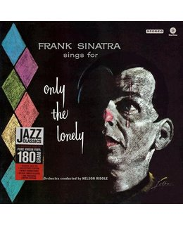 Frank Sinatra Sings for Only the Lonely= 180g vinyl =