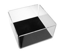 CD Softcover Acrylic Storage 40 CDs/DVDs