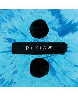 Ed Sheeran ÷(Divide) =deluxe gateold=2LP