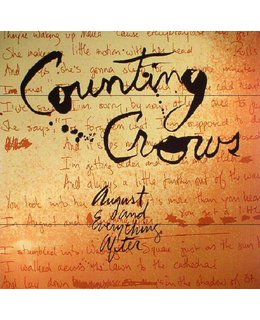 Counting Crows August And Everything After =2LP=