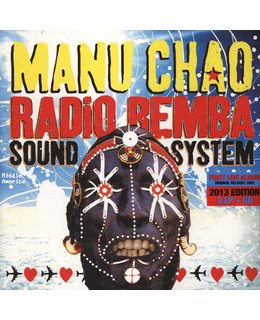 Manu Chao Radio Bemba Sound System =2LP+CD=Collections