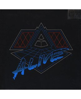 Daft Punk Alvie 2007 =2LP=