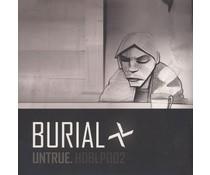 Burial Untrue = HQ vinyl 2LP =