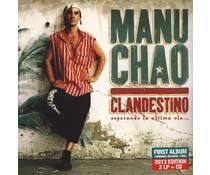 Manu Chao Clandestino = 2LP + bonus CD =