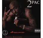 2Pac (Two Pac/Tupac) All Eyez On Me =4LP=