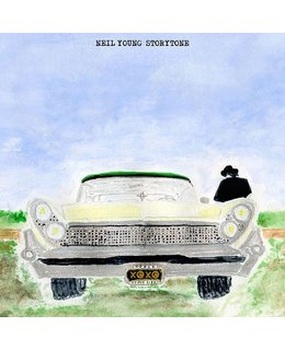 Neil Young Storytone =2LP 180g=Deluxe Edition=