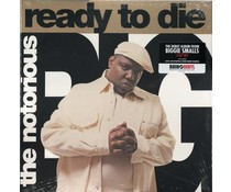 Notorious BIG -Ready to Die = 180g 2LP =