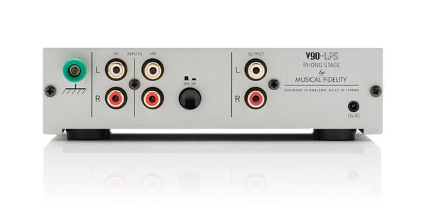 V90-LPS Phono Stage (MM/MC) - VinylVinyl