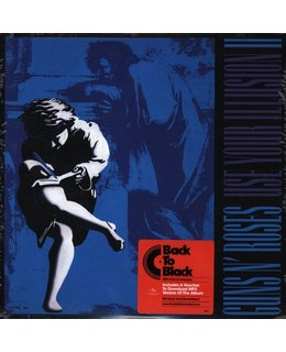 Guns N Roses Use Your Illusion II =2LP=