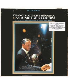 Frank Sinatra Francis Albert Sinatra & Antonio Carlos Jobim=180g=