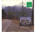 OST - Soundtrack- Music from Twin Peak=1990 tv series =Angelo Badalamenti=