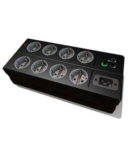 Essential Audio Tools Mains Multiplier 8+ Filtered Multiple Socket