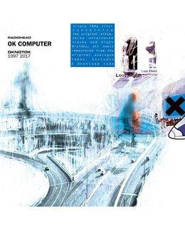 Radiohead OK Computer = OKNOTOK 1997 - 2017=3LP=180g