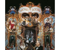 Michael Jackson Dangerous =2LP=