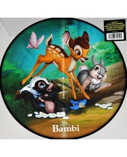 OST - Soundtrack- Music From Bambi -Disney-