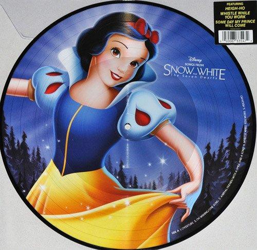 Songs From Snow White & Seven Dwarfs - VinylVinyl