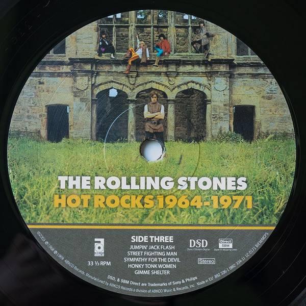 Rolling stones Hot Rocks 1964-1971 - VinylVinyl