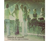 Boards of Canada (BOC) Music Has The Right To Children =2LP =