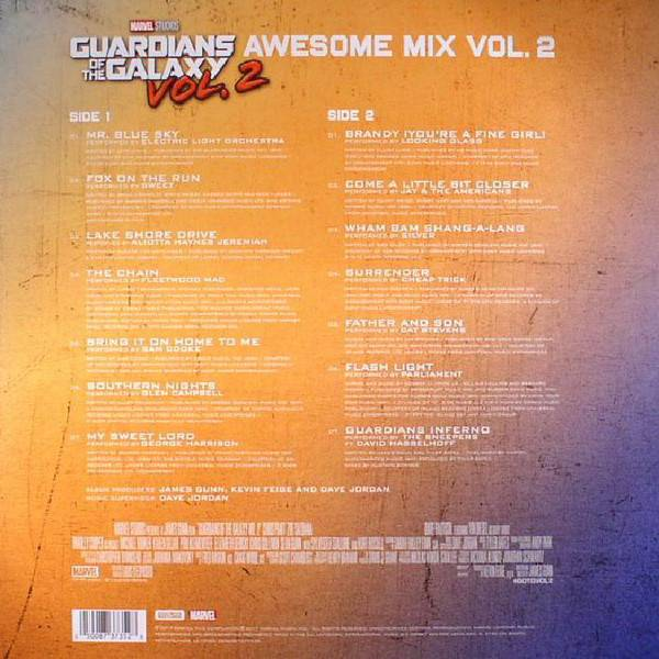 OST - Soundtrack- Guardians of the Galaxy: Awesome Mix vol 2