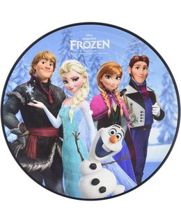 OST - Soundtrack- Songs From Frozen- Disney -