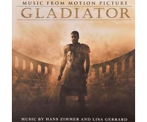 Hans Zimmer - OST - Soundtrack Gladiator  =2LP=