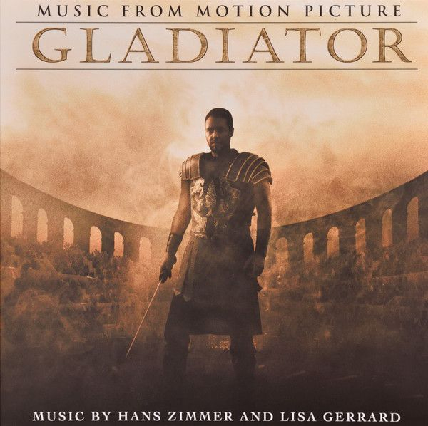 Gladiator -Hans Zimmer-Music From The Motion Picture