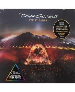 David Gilmour( Pink Floyd ) Live At Pompeii =4LP=BOXSET