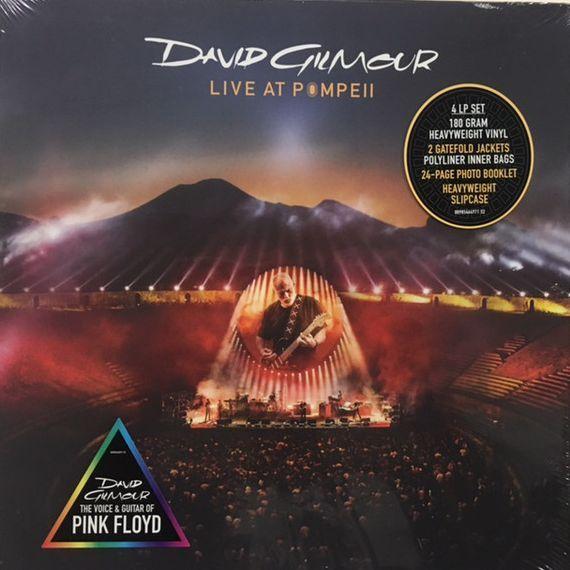 Live At Pompeii =4LP=BOXSET - VinylVinyl