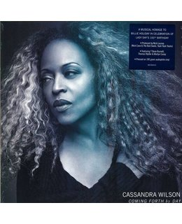Cassandra Wilson Coming Forth by Day =A Tribute To Billie Holiday=