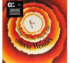 Stevie Wonder Songs In The Key Of Life =2LP+bonus 7""