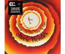 """Stevie Wonder Songs In The Key Of Life =2LP+bonus 7"""""""